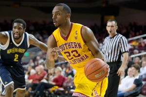 Left out · Despite ranking sixth in the conference in points per game, junior guard Byron Wesley wasn't named to any All-Pac-12 team. Still, the Rancho Cucamonga, Calif. native will need to stay sharp in the Pac-12 Tournament. - Ralf Cheung | Daily Trojan
