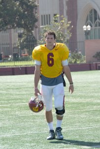 Well-balanced · Redshirt junior quarterback Cody Kessler attributes  his success on and off the field to perseverance and networking skills. - Mariya Dondonyan | Daily Trojan