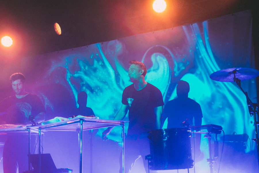 ODESZA performs at the Glass House in Pomona on Thursday, April 10, 2015. Mariya Dondonyan   Daily Trojan