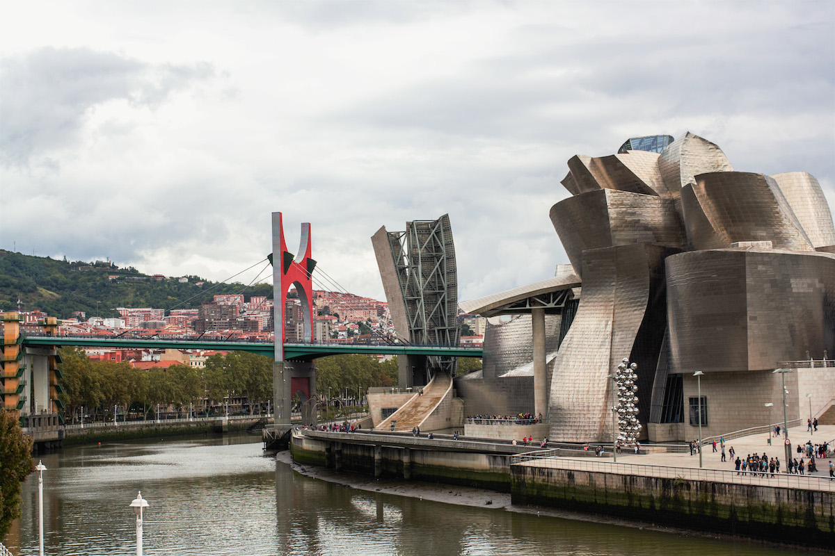 Bilbao is home to one of the world's most renowned art museums, the Guggenheim. Janis Yue | Daily Trojan