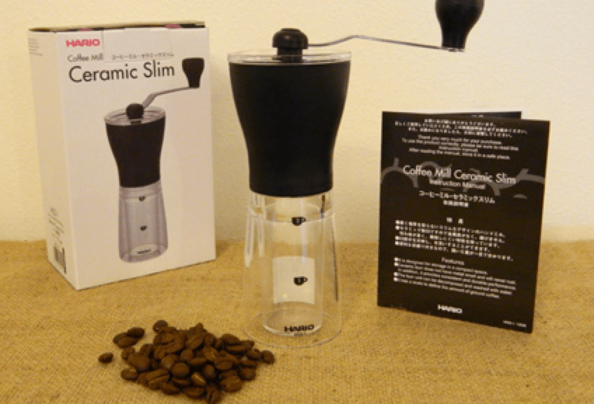 Hario Coffee Mini Mill Grinder ($21) Cardinal Coffee Rule #1: Thou shalt not brew pre-ground coffee. Okay, so maybe I tend to break this rule more than I am proud to admit, but I totally wouldn't if one of my friends got me this lovely thing for Christmas (ahem). I'm telling you, if you've never experienced the joy of freshly ground coffee, you're missing out. The flavor notes are ten times more apparent and, to focus on the real issues here, it makes your kitchen smell delectable. Bless both you and your roommate with this glorified pencil-sharpener looking contraption, and you will both be gifted by the sweet, sweet smell of coffee. Trust.
