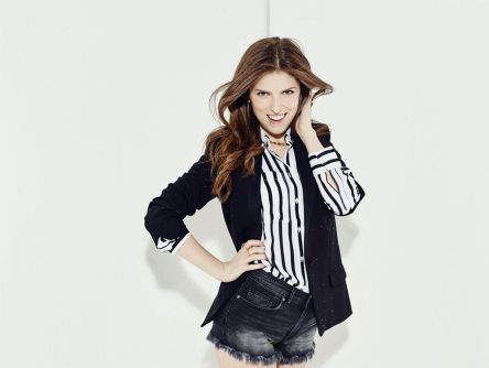 Photo from Anna Kendrick Anna's antics · Academy and Tony Award-nominated actress Anna Kendrick's first novel Scrappy Little Nobody brings her sharp wit and winningly wry observations to the page, recounting the many extraordinary, embarrassing and irreplaceable moments along her road to success.