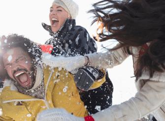 Winter Storm Jonas Reveals Aspects of Millennial Culture