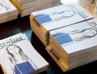 "Literary journal ""peculiar"" unites queer community in Provo area"