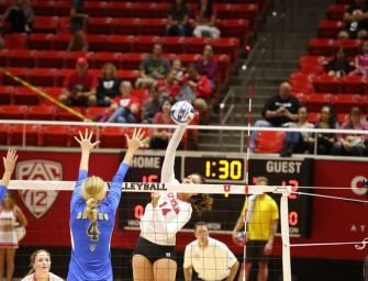 """Volleyball to """"Start Strong"""" Against USC and UCLA"""