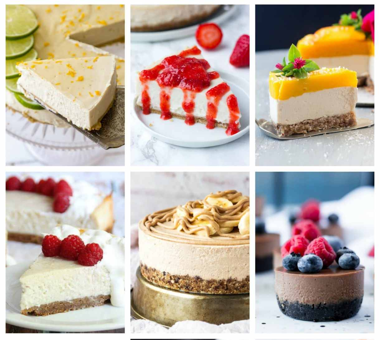 20 Dreamy Vegan Cheesecakes That We Just Can't Resist 1