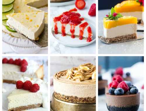 20 Dreamy Vegan Cheesecakes That We Just Can't Resist 4