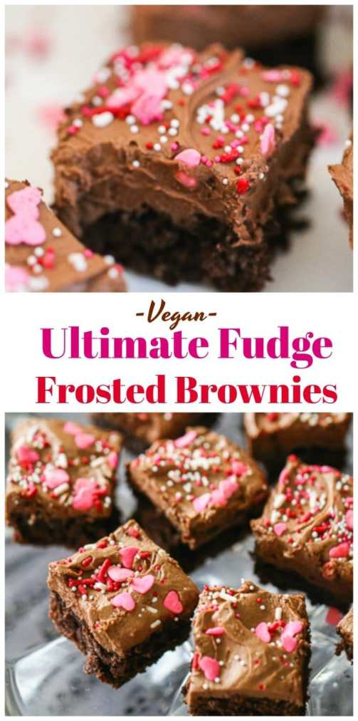 Ultimate Fudge Frosted Brownies 3
