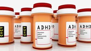 Attention disorder medicines