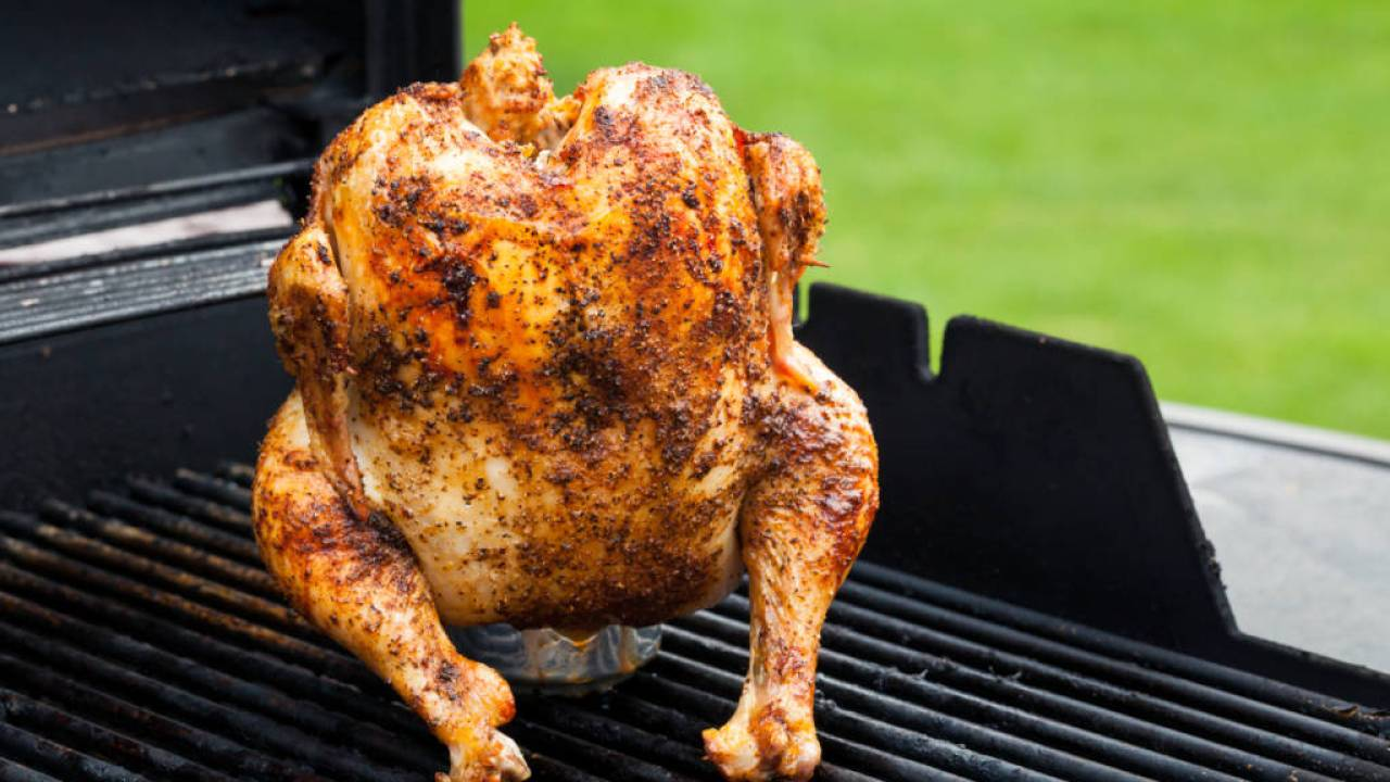 Kick Off The Grilling Season With Beer Can Chicken Daily Vitamina
