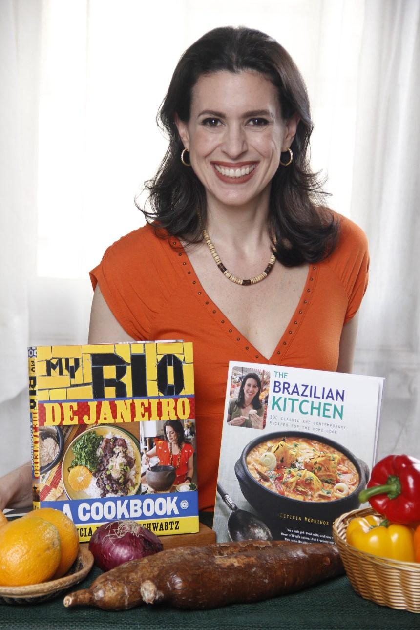 Chef Leticia Moreinos Schwartz