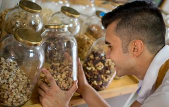 Healthy Nuts: The Best of the Best
