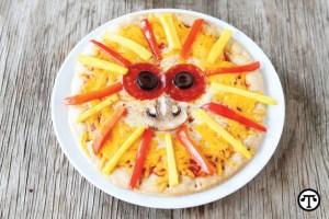 Mango Pizza