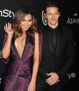 Naya Rivera and husband
