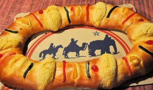 rosca de reyes, three kings bread recipe