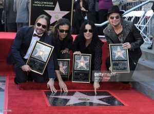 Maná hollywood star