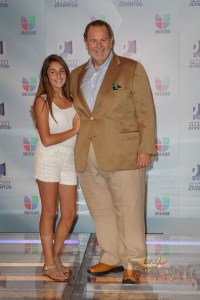 raul de molina and daughter Mia