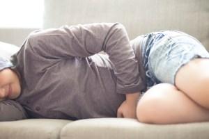 fibroids, period pains