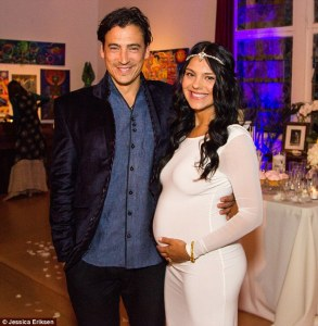 andrew keegan and girlfriend