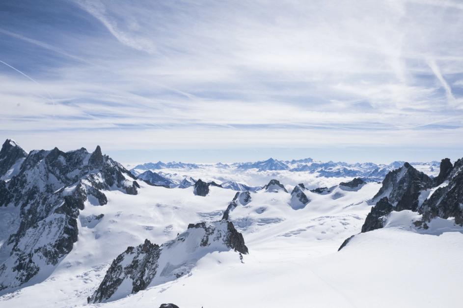Une belle session de ski et une belle tenue de ski entretenue par Dailywash