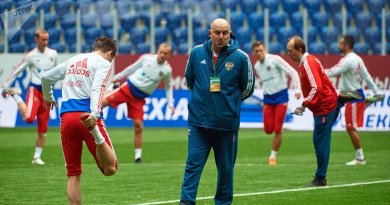 Russia decorates Saudi Arabia 5-0 in World Cup day one
