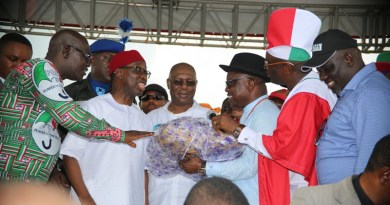 2019: Ibori, Delta South leaders, others endorse Okowa for second term
