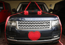 Lola Omotayo Okoye gets  N24 million  Range Rover SUV gift from Hubby Mr.P