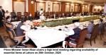 وفاقی کابینہ اجلاس...کورونا کیسز میں اضافے پر تشویش ، گندم اور چینی کی صورتحال پر  بریفنگ