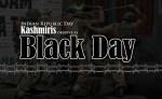 دنیا بھر میں کشمیری آج 27اکتوبرکو یوم سیاہ کے طورپر منائیں گے