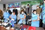 کوروناوائرس کے باعث پاکستان بھر میں مزید53مریض انتقال کر گئے