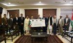 اسلام آباد چیمبر آف کامرس اینڈ انڈسٹری کے وفد کا فلسطین سفارتخانے کا دورہ