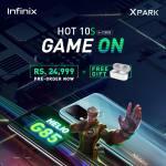 Infinix نے اپنے گیمنگ چیمپین HOT 10S کا اعلان 25,000 روپے سے بھی کم قیمت میں کر دیا