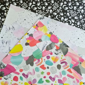 Laura Blythman wrapping paper
