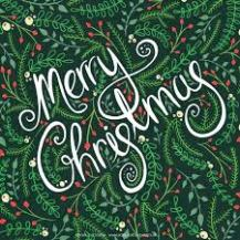 meery-christmas-hand-lettering