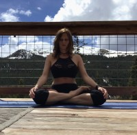 Art - TT yogi padmasana lotus