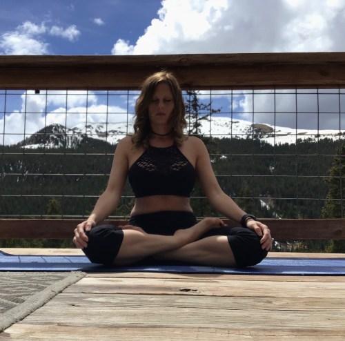 mountain yogi padmasana lotus tarryn vokes tarryn tyler