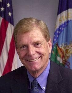 The author, Burton Eller.