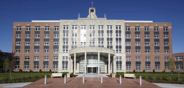 St. Anthony's Memorial Hospital in Effingham, Illinois.