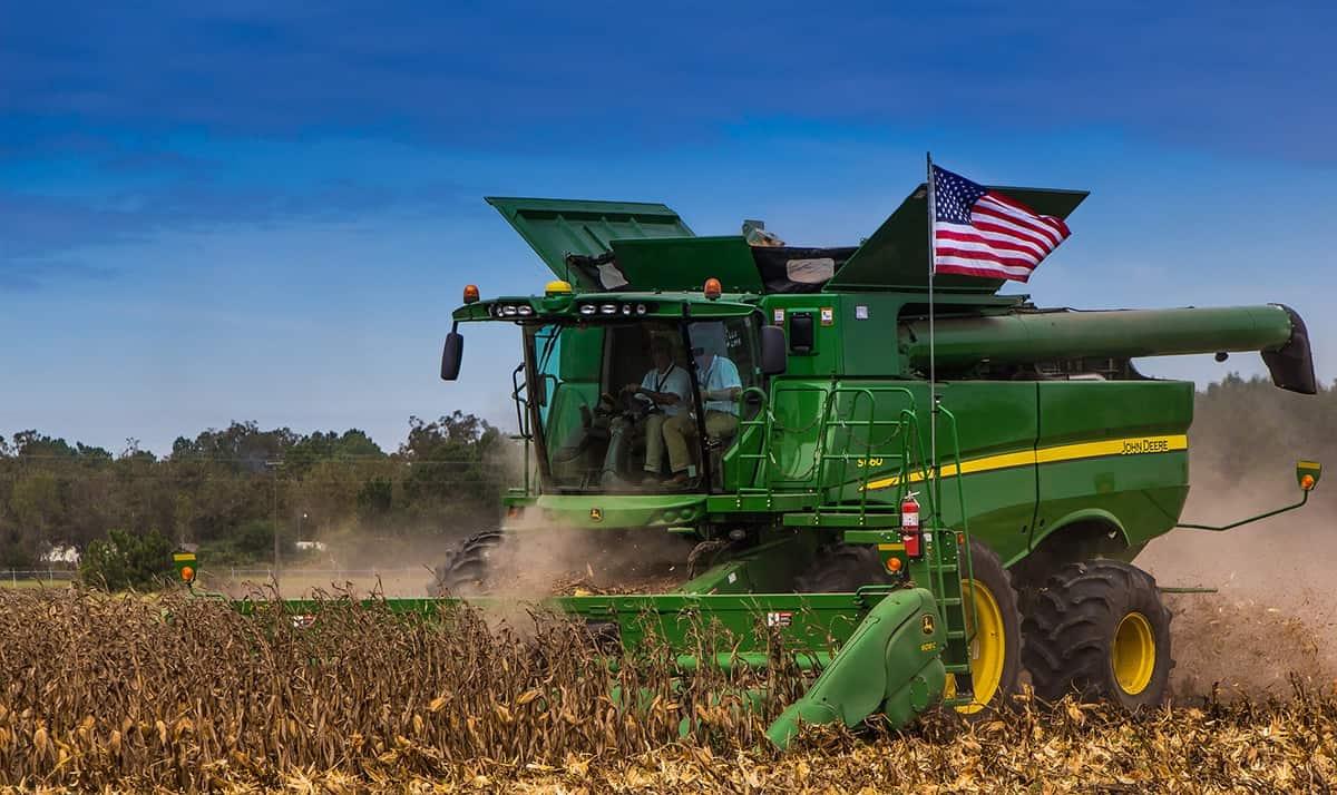 Safe Combine Profits Make Safer Farms