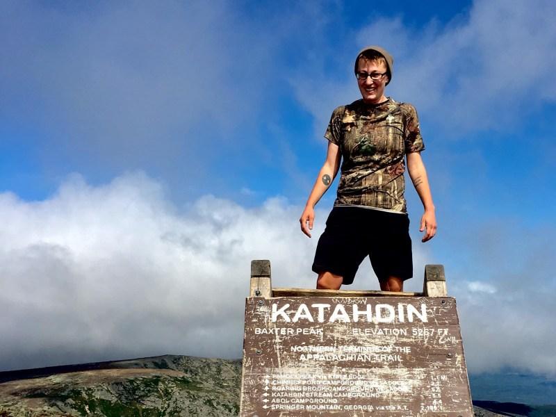 Lucy Parks Appalachian Trail