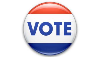 voting button