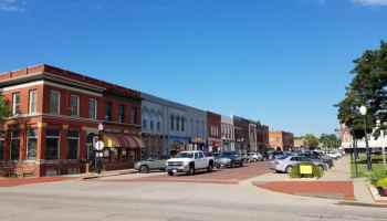 Small Town Iowa