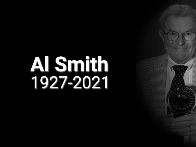 Stylized photo of Al Smith
