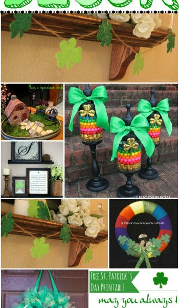 15 St. Patrick's Day Decorations Ideas