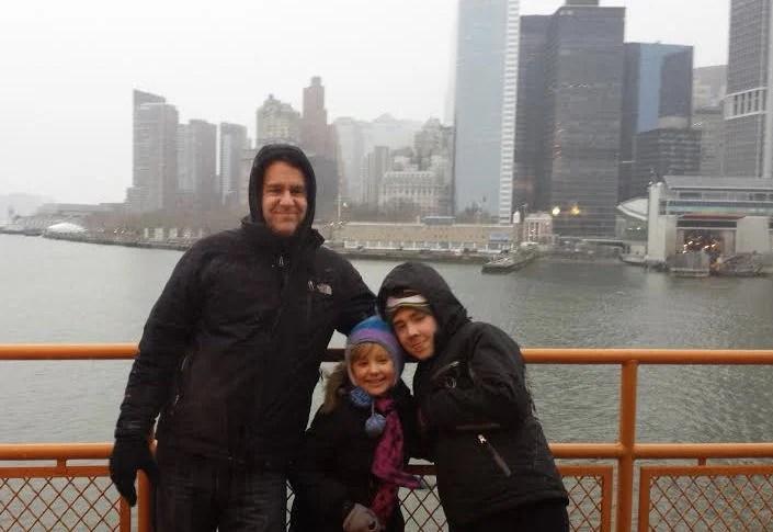 free ride on staten island ferry