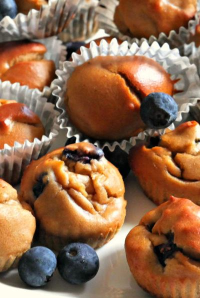 5 Minutes 5 Ingredient Healthy Muffin