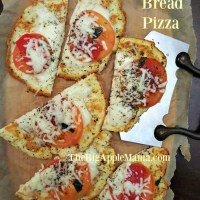 3 Ingredient Keto Low Carb Paleo Friendly FlatBread