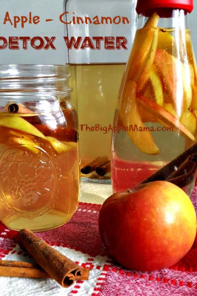 Apple Cinnamon Detox Water – The Best Natural Detox Drink