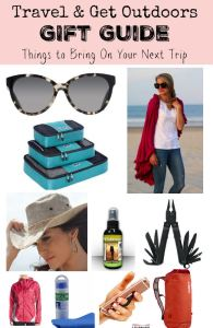 Travel and Get Outdoors Gift Guide