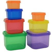 Portion control containers
